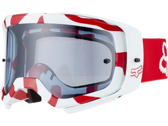 Fox Airspace Stray Gafas Hombre, rojo